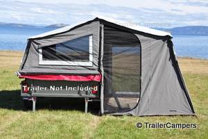 Main Tent Only - Ideal for Quick Stops
