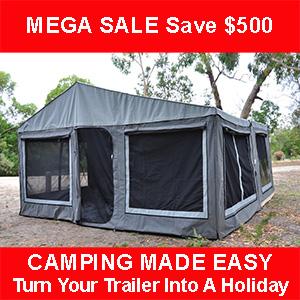 6002 Grey Tent