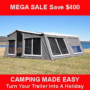 6004 Grey Tent