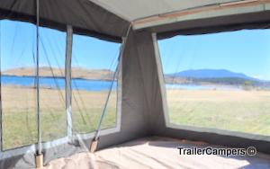Inside Main Tent
