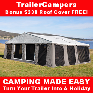 6008B Large Grey Tent