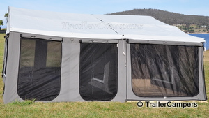 Main Tent with Annex