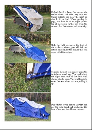 Tent Setup Guide
