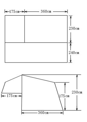 Tent Dimensions