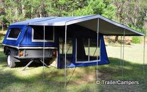 Main Tent with Awning